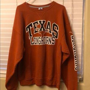 Crewneck sweater Texas Longhorns